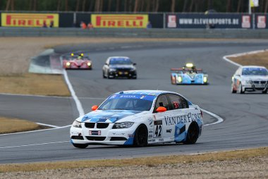BMW Team van der Horst - BMW 325i