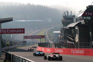 2018 GP3 Grote Prijs van België