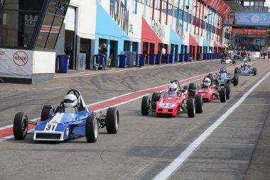 2018 HMR Historic Monoposto Racing Zolder
