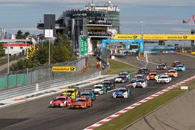 Start 2018 DTM Nürburgring