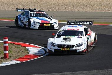 Paul di Resta - Mercedes-AMG Motorsport Remus