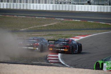Attempto Racing vs. Belgian Audi Club Team WRT - Audi R8 LMS
