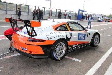 Nicolas Saelens - Porsche 991 GT3 Cup