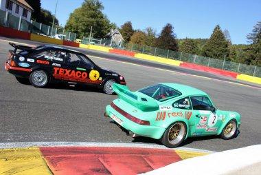 Luc Moortgat - Porsche 964