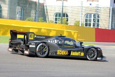 EDEKA Aschoff Racing - Ginetta Nissan G58