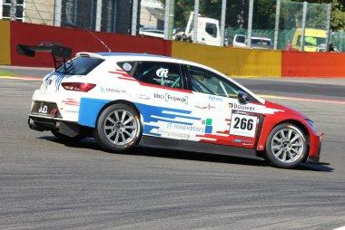 Ferry Monster Autosport - Leon Cupra TCR