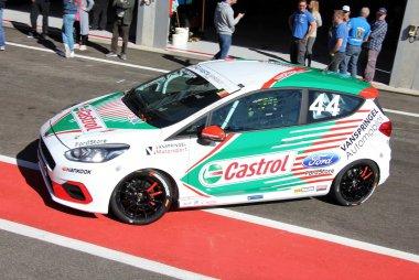 Martin Leburton - Fiesta Cup