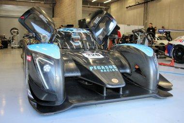 Pegasus Racing - Ginetta LMP3