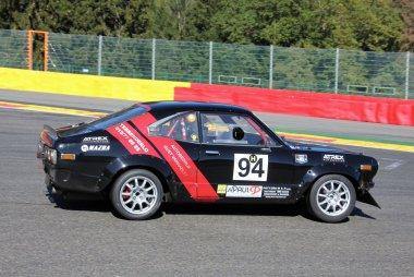 Gust Van Haelst - Mazda RX3