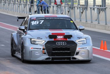 GDL Racing - Audi RS3 LMS