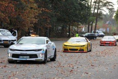 NASCAR Whelen Euro Series parade