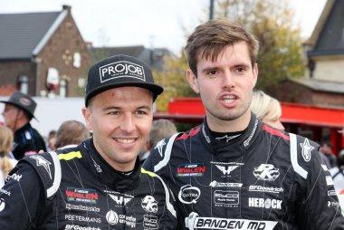 Stienes Longin & Guillaume Dumarey