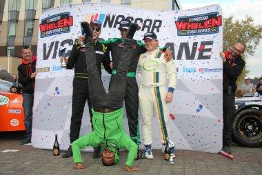 NASCAR Whelen Euro Series Zolder 2018