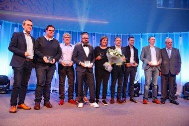 De RACB awards ceremony 2018 in beeld gebracht