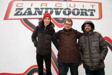 Circuit Zandvoort: De Nieuwjaarsrace in beeld gebracht