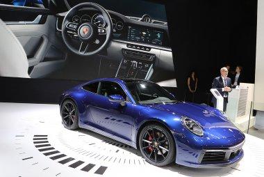Brussels Motor Show 2019 - Porsche
