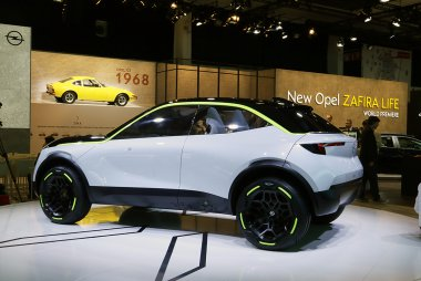 Brussels Motor Show 2019 - Opel concept