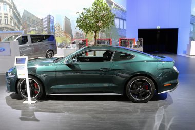 Brussels Motor Show 2019 - Ford Mustang