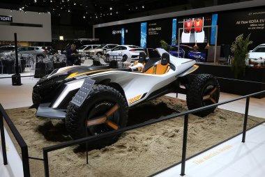 Brussels Motor Show 2019 - Hyundai Buggy