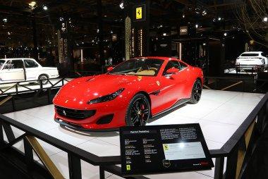 Brussels Motor Show 2019 - Ferrari Portofino