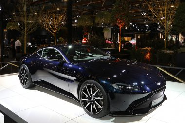 Brussels Motor Show 2019 - Dream Cars