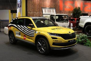Brussels Motor Show 2020 - Skoda