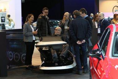 Brussels Motor Show 2020 - Mercedes