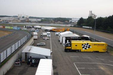 Circuit Zolder, donderdag 20 juni 2013 - Internationale testdag