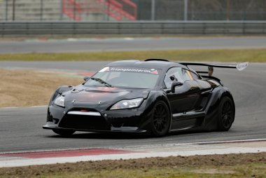 Circuit Zolder, donderdag 28 februari 2019 – Internationale testdag