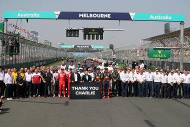 Australian GP - Sfeerbeeld