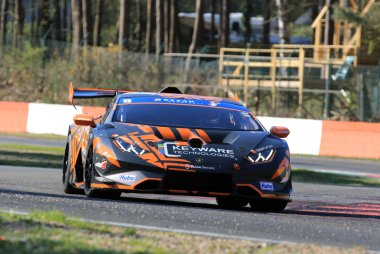 Circuit Zolder, donderdag 11 april 2019 – Internationale testdag