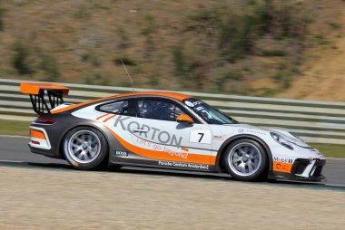 Loek Hartog - Porsche Carrera Cup Benelux
