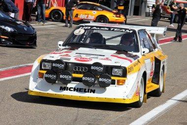 Audi Quattro Evo