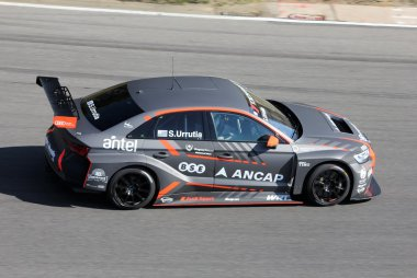 Santiago Urrutia - WRT Audi RS 3 LMS TCR