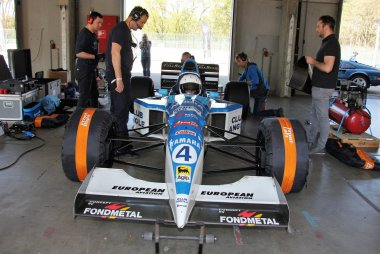 Tyrrell 023 Yamaha