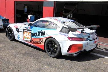QSR Racing School - Mercedes AMG GT4