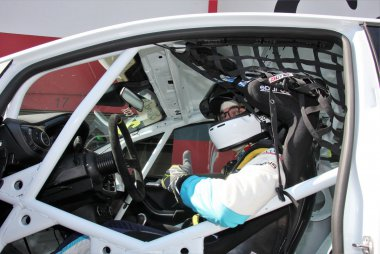 Kristoff Cox - Ford Fiesta Sprint Cup