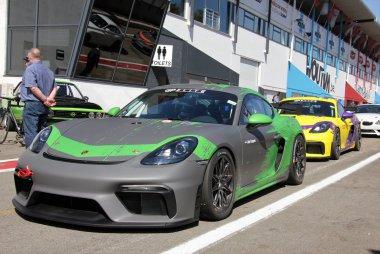 Team GP Elite - Porsche Cayman GT4 Clubsport
