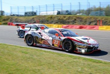 Wochenspiegel Team Monschau - Ferrari 488 GT3