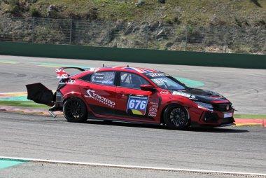 Synchro Motorsport - Honda Civic