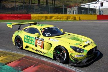 Winward Racing / HTP Motorsport - Mercedes AMG GT3