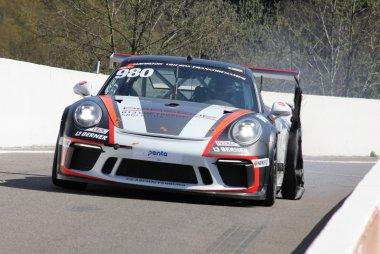 MRS GT Racing - Porsche 991 Cup