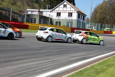 Clio Cup Central Europe