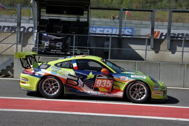 B2F compétition - Porsche 991 Cup