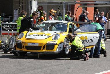 PG Motorsport - Porsche 991 Cup