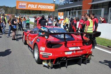 Scuderia Praha Racing - Ferrari 488 GT3