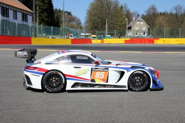 CP Racing - Mercedes AMG GT3