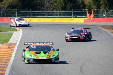 GRT Grasser Racing Team - Lamborghini Huracan GT3 Evo