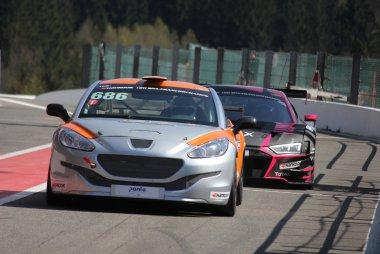 Dan Agro Racing - Peugeot RCZ