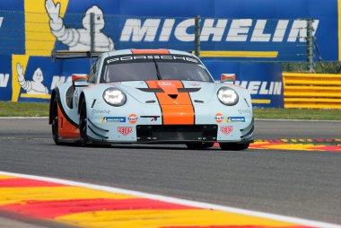 Gulf Racing - Porsche 911 RSR